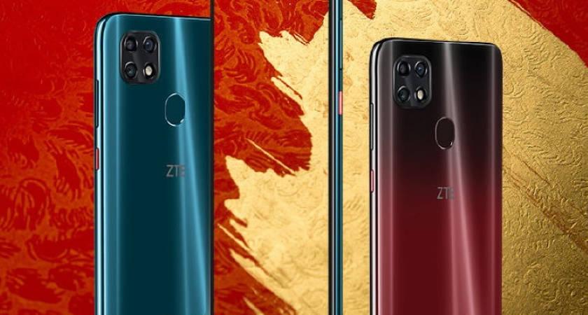 ZTE Blade 20 Smart: новый бюджетник за 141 доллар