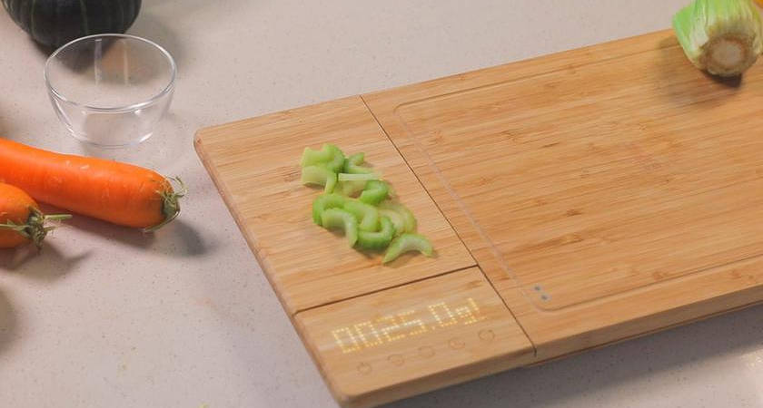 ChopBox – первые в мире весы в виде разделочной доски