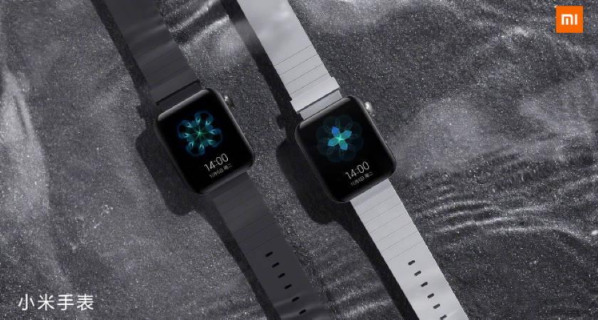 Рендеры Xiaomi Mi Watch появились за несколько дней до премьеры