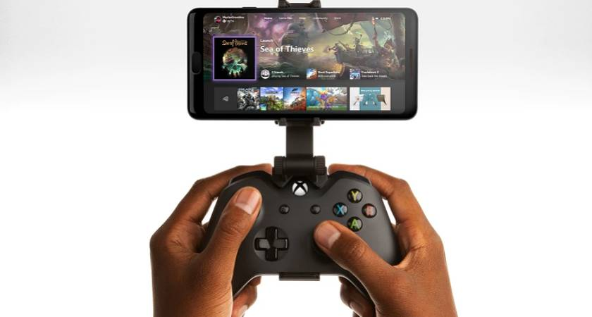 Пользователи Android смогут запускать игры с Xbox One на смартфоны