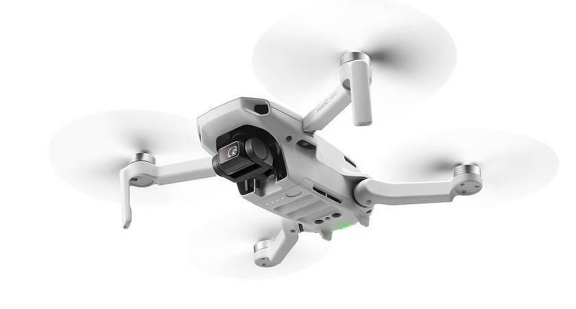 Mavic Mini – самый маленький дрон в мире?