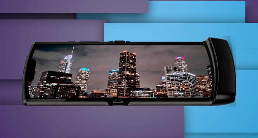 Motorola RAZR: раскладушка с гибким дисплеем скоро в продаже!