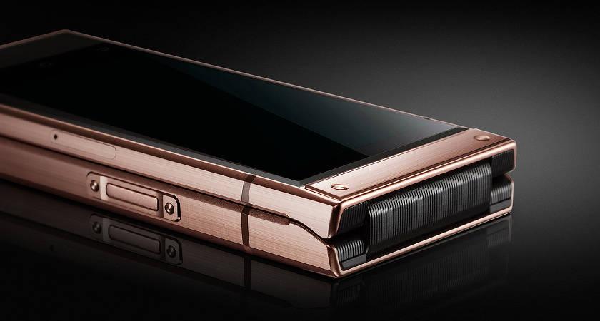 Samsung W20 5G – еще одна раскладушка с гибким экраном?