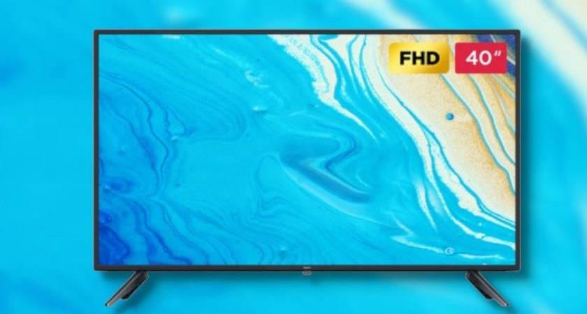 Xiaomi выпустила 40-дюймовый телевизор за $140