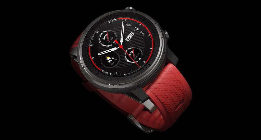 Xiaomi показала новые смарт-часы с круглым дисплеем