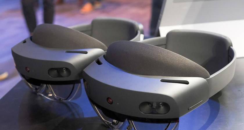 Очки дополненной реальности HoloLens 2 поступили в продажу за $3500