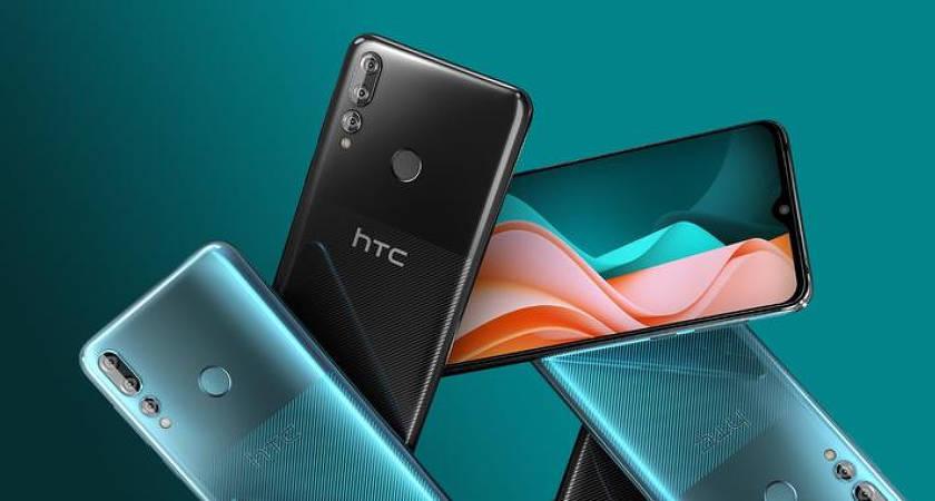 HTC Desire 19s: новый бюджетный смартфон с чипом Helio P22