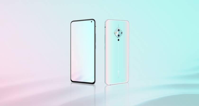 Vivo S5 - второй смартфон с дырявым OLED-экраном после Samsung