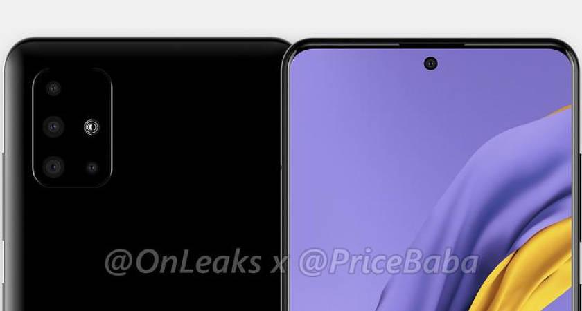 Samsung Galaxy A51 получит  сенсор для макрофотографий