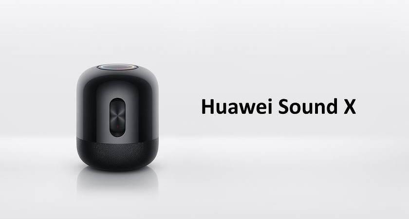 Huawei Sound X: еще одна смарт-колонка на 60 Вт