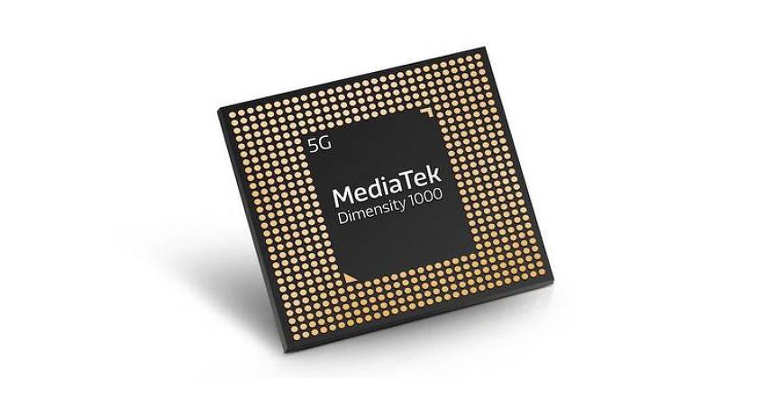 В сети появились первые тесты чипа MediaTek Dimensity 1000