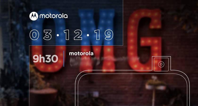 Motorola One Hyper: еще один смартфон с выезжающей камерой