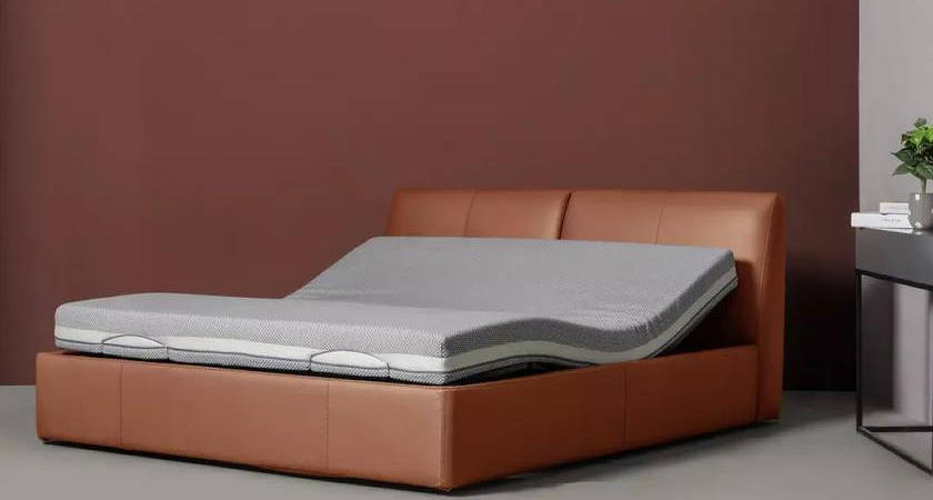 Xiaomi анонсировала умную кровать 8H Milan Smart Electric Bed