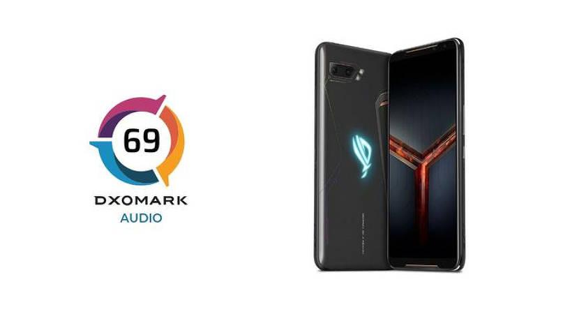 ASUS ROG Phone 2 попал в Топ-5 музыкальных смартфонов по версии DxOMark