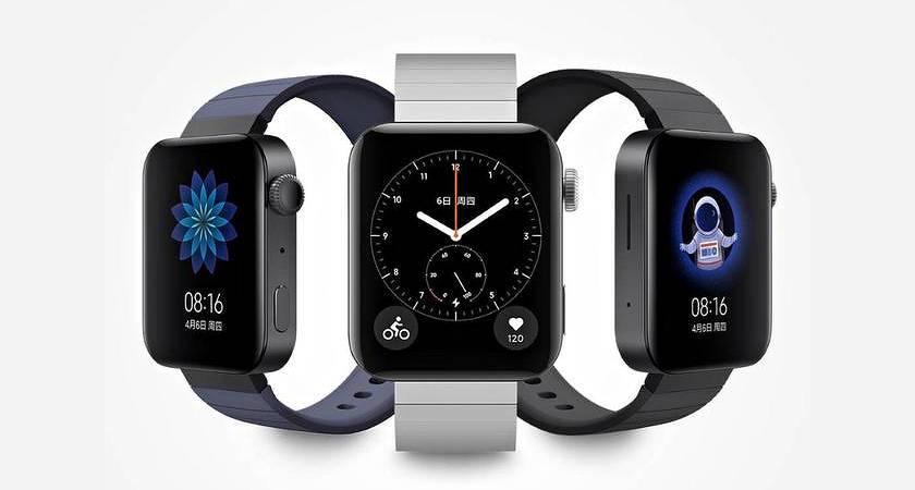 Xiaomi анонсировали первое обновление для Mi Watch: добавлена поддержка iOS