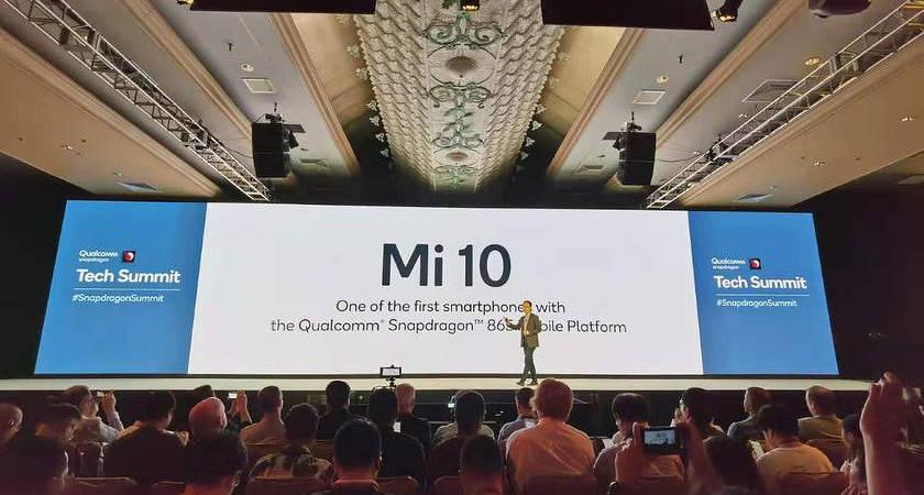 Уже известно, что Xiaomi Mi 10 получит Snapdragon 865