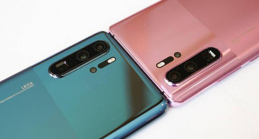 Названы возможности смартфона Huawei P40 Pro
