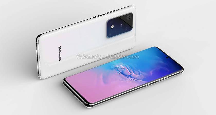 Samsung S11 получит новый Snapdragon 865?
