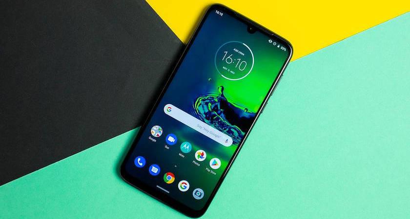Motorola готовится к презентации смартфона Moto G8 Power
