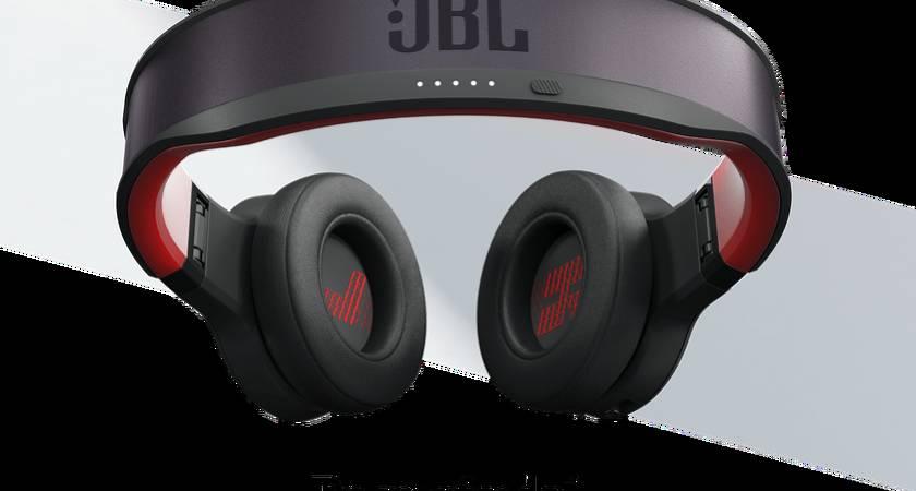 JBL Reflect Eternal: беспроводные наушники с солнечной батареей!?