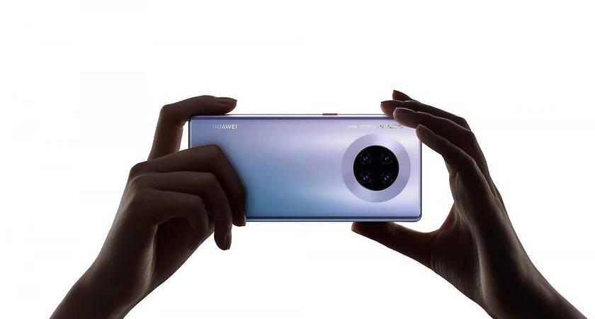 Huawei Mate 30 Pro получил первое место по версии DxOMark