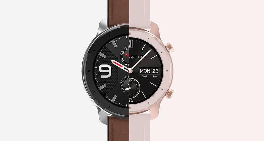 Amazfit GTR упали в цене после презентации Xiaomi Watch Color!?