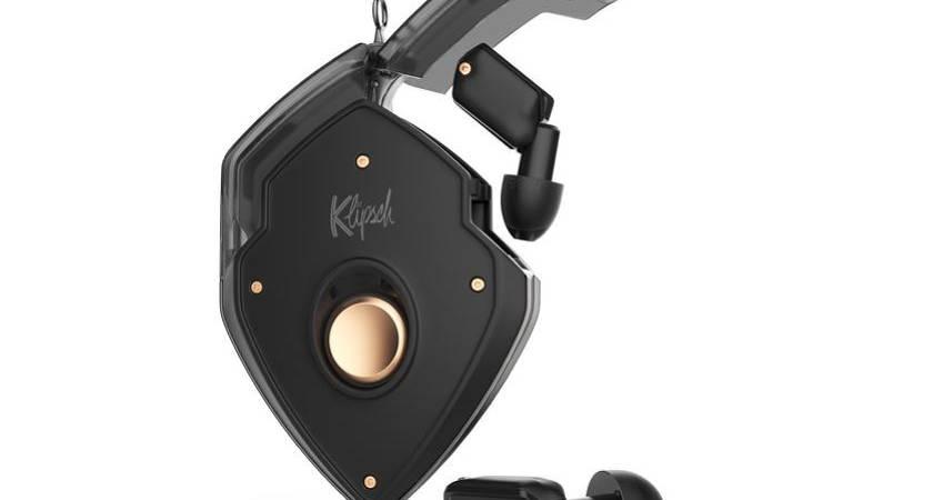 Klipsch назвали цену новых TWS-наушников с активным шумоподавлением