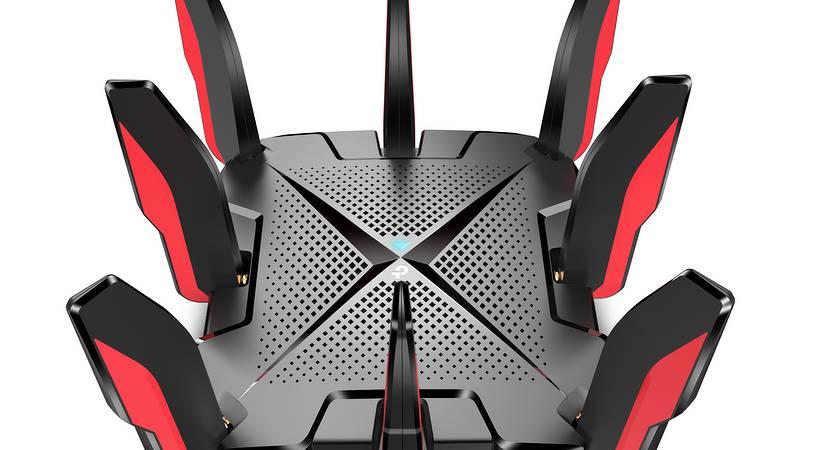 TP-Link Archer GX90: мощный роутер для геймеров представили на CES 2020