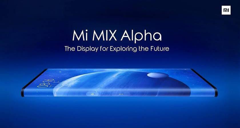 Дизайнеры Xiaomi Mi Mix Alpha получили $1 млн