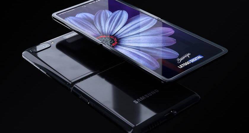 Samsung Galaxy Z Flip может получить гибкий экран!?