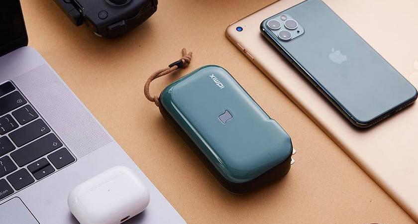 Xiaomi IDMIX Mr Charger CH06: новая переносная батарея на 10000 мАч