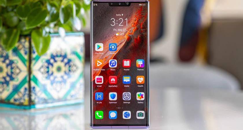 В сети появилось фото якобы Huawei Mate 40 Pro