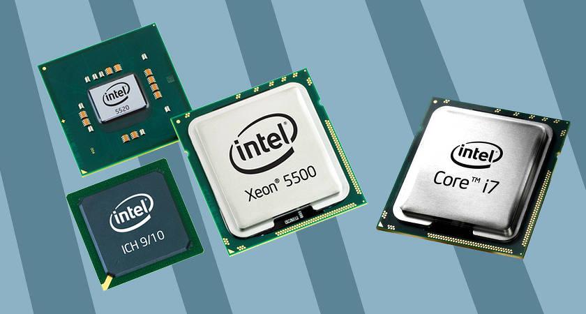 Лучшие процессоры Intel 2020 года