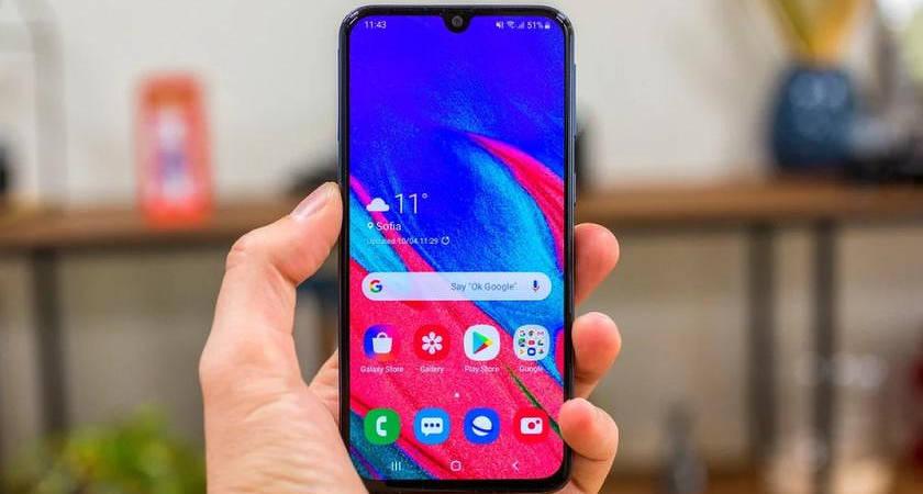 Смартфон Galaxy A41 был замечен в Geekbench