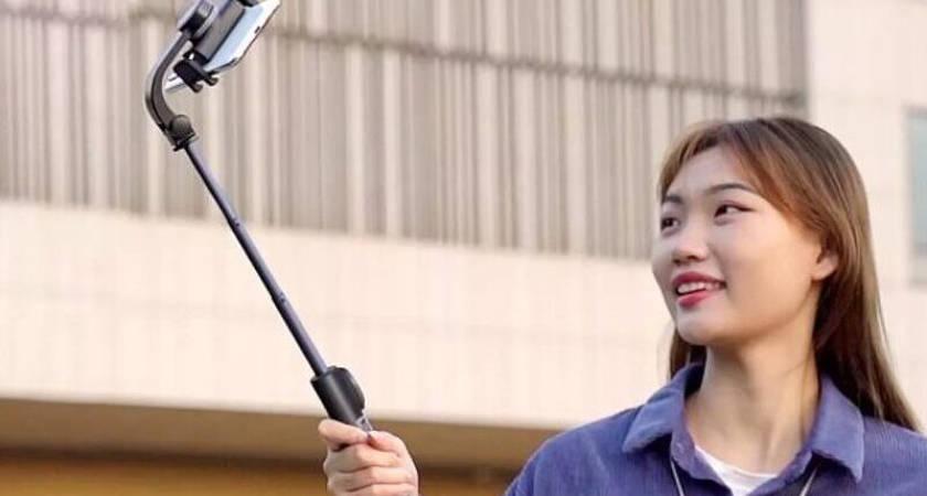 Yuemi представили селфи-палку со встроенным процессором
