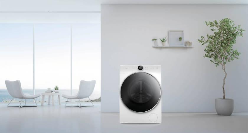 Whirlpool Emperor: новая стиральная машина с технологией Ozone уже в России