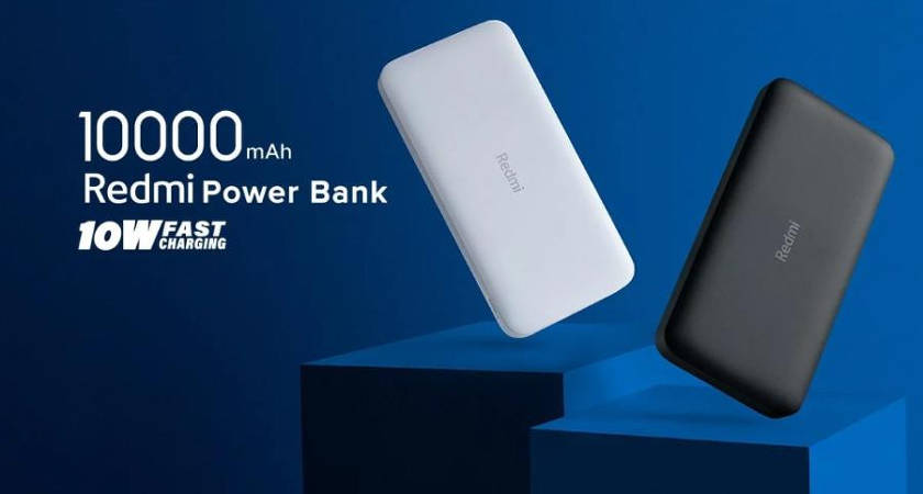 Компания Redmi представила 2 PowerBank за $11
