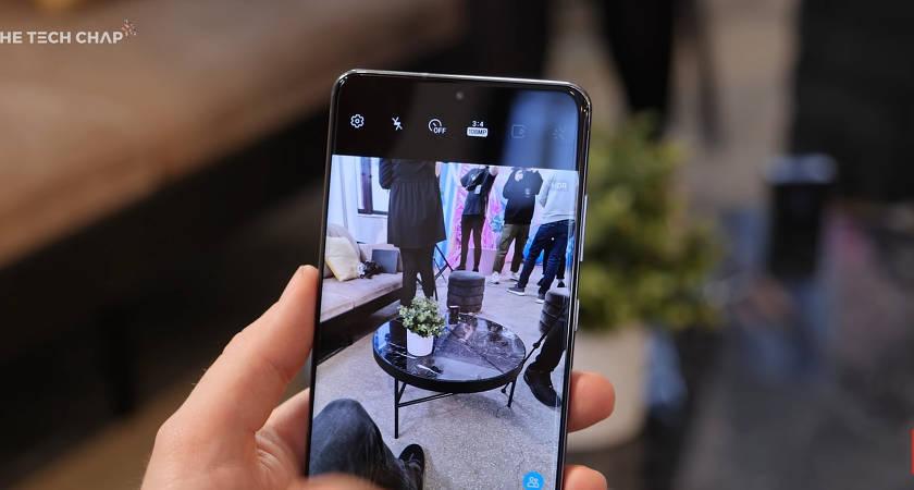 Samsung Galaxy S20 Ultra — новый смартфон со 108-мегапиксельной камерой с поддержкой HDR