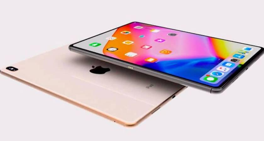 iPad Pro 2020 оснастили квадрокамерой по типу iPhone 11!?
