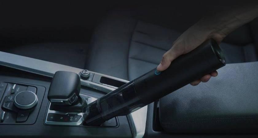 Roidmi Portable Cleaner Nano: новый ручной пылесос от Xiaomi на 60 Вт