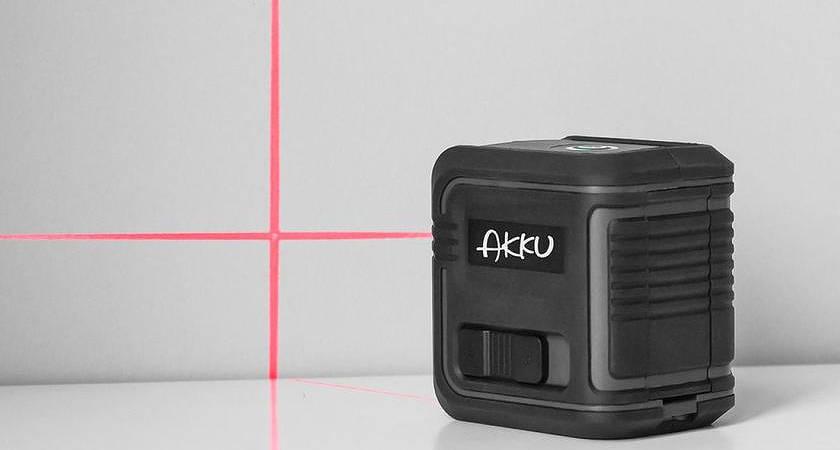 AKKU Infrared Laser Level: новый лазерный уровень от Xiaomi