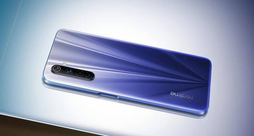 Realme 6: бюджетный смартфон с квадро-камерой за $175