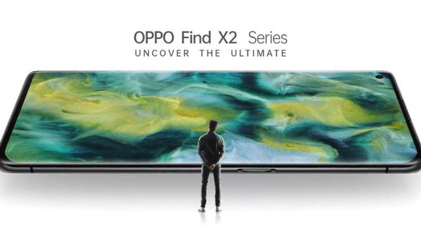OPPO Find X2 Pro выйдет с WQHD+ экраном с частотой 120 Гц
