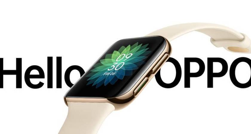 OPPO представили конкурента для Apple Watch?!