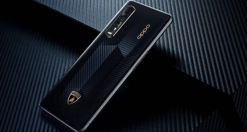 Версия OPPO Find X2 Pro Lamborghini Edition обойдется в $1875
