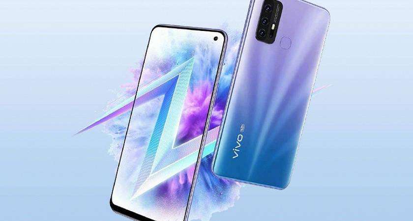 5G-смартфон Vivo Z6 уже в продаже