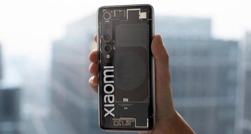 Xiaomi Mi 10 получил версию с прозрачным корпусом!?