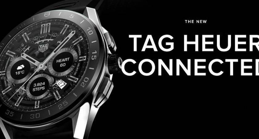 TAG Heuer Connected – новое поколение смарт-часов на Wear OS