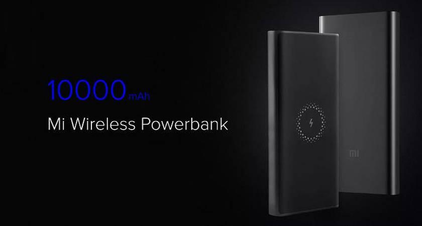 Mi Wireless Powerbank: новый повербанк Xiaomi с быстрой зарядкой 18 Вт