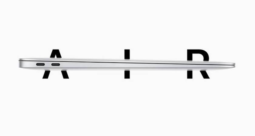 MacBook Air 2020: новый чип, клавиатура и SSD-диск